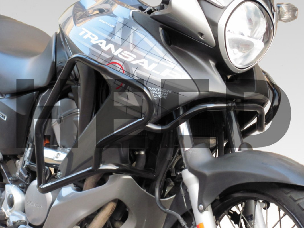 Paramani in plastica - Honda 700V XL. HONDA 700 Transalp 2012